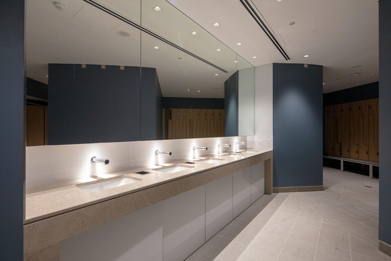 The Seamark Building Dublin Bathroom View