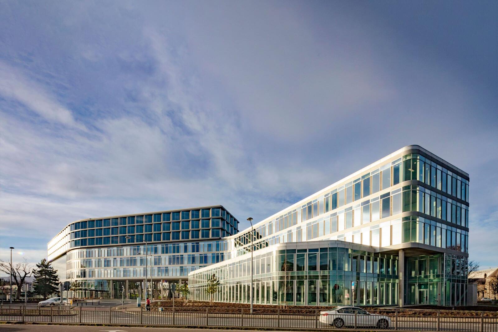 The Seamark Building Dublin Exterior Day